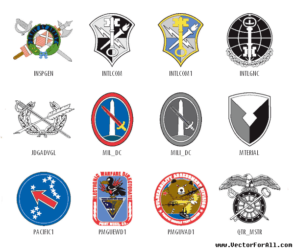 5157 Military free clipart.