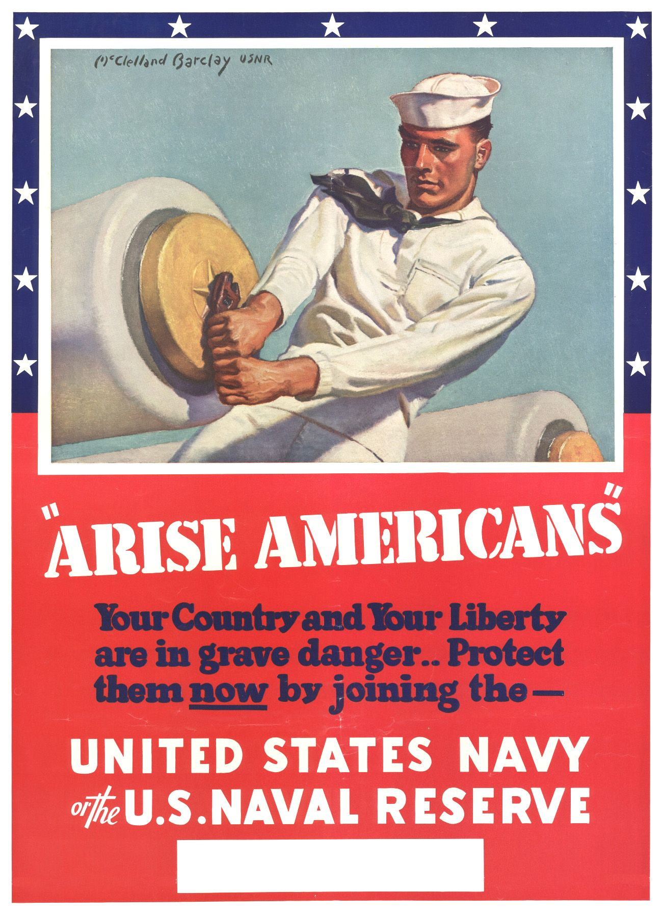 Arise Americans • United States Navy or the U.S. Naval.