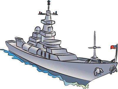 How to Draw Navy Ships in 8 Steps.