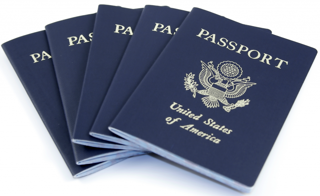 Types of Passports Issued in USA.