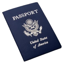 Download Free png Passport USA PNG, Download PNG image with.