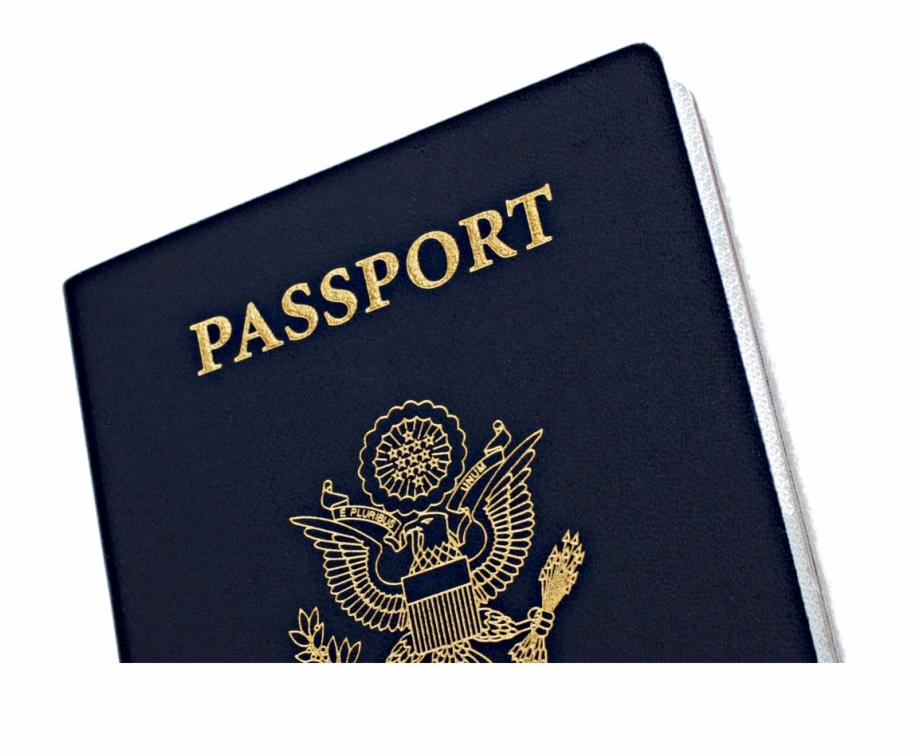 Us Passport Transparent Image.