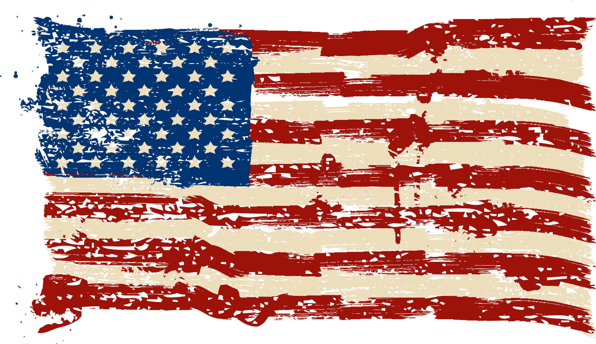 USA Flag PNG Images Transparent Free Download.