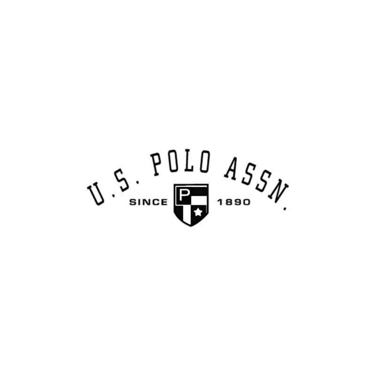 Us Polo Assn. Logo Decal Sticker.
