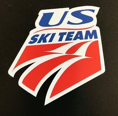 US Ski Team Sticker.