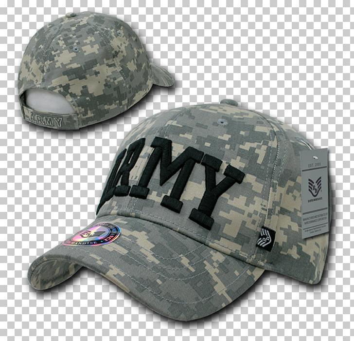Baseball cap Military United States Army Combat Uniform.