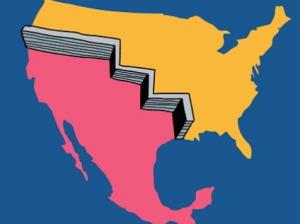 Mexico to build a wall at US border on it\'s own cost.