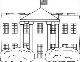 Free White House Clip Art Black And White, Download Free.