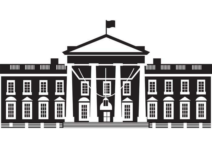 White House Vector at GetDrawings.com.