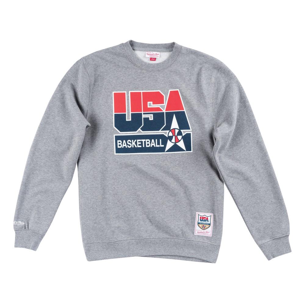 Sweat Mitchell&Ness Dream Team 92 Usa Basketball Logo.