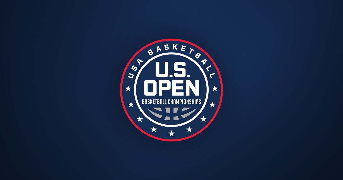 USA Basketball Announces 2019 U.S. Open Basketball Championships.