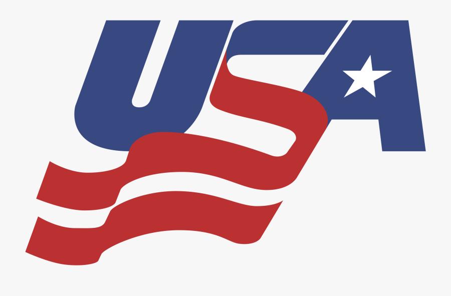 Usa Hockey Logo Png Transparent.