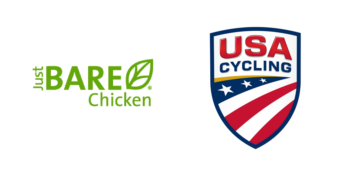 Just BARE® Teams Up with USA Cycling.