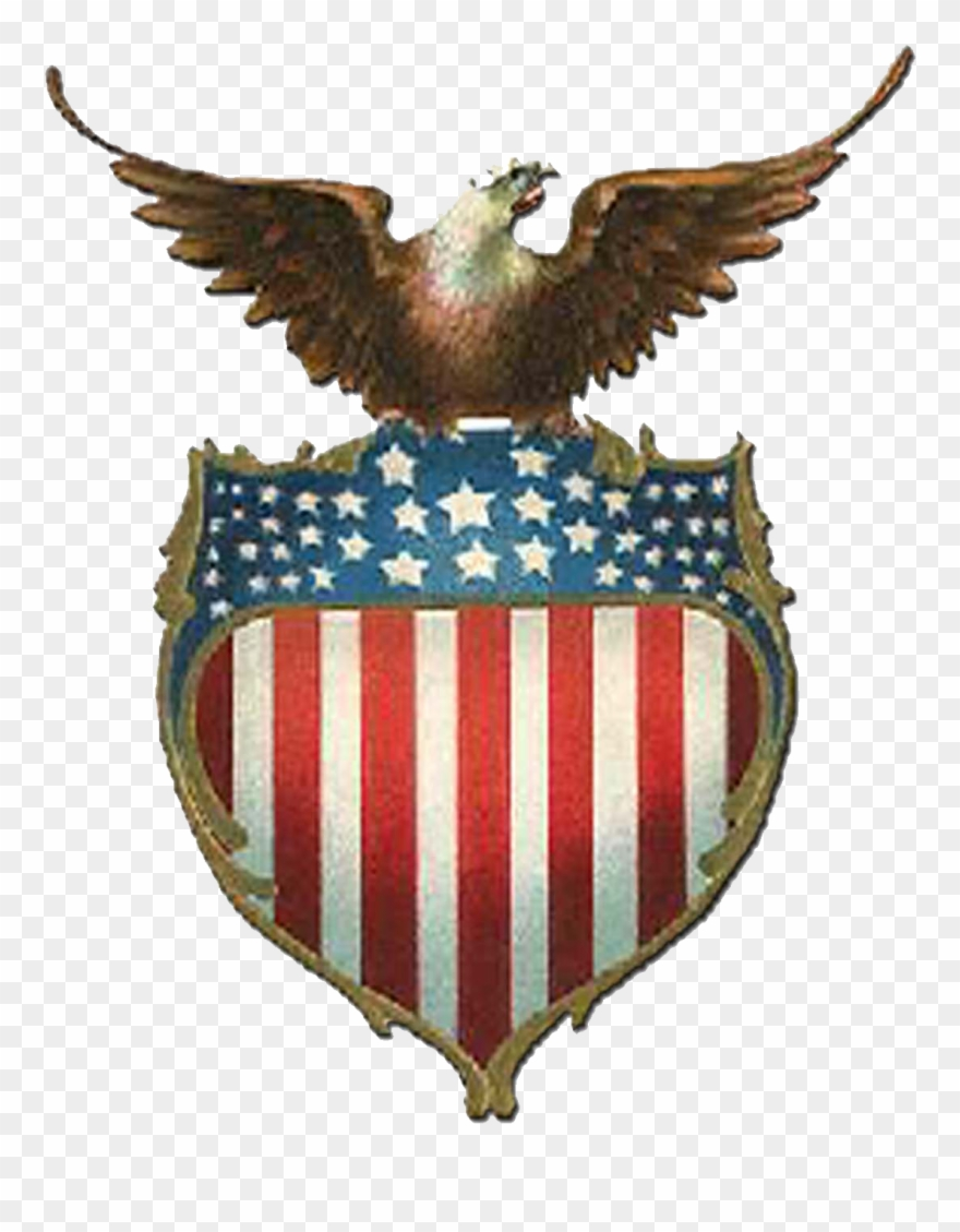 Usa Eagle Png Clipart (#2961892).