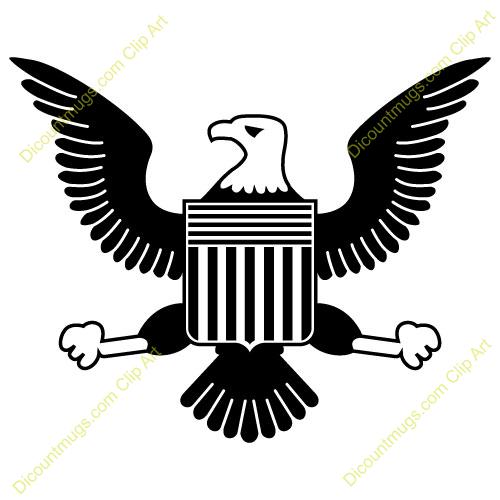 Usa eagle clipart 1 » Clipart Portal.