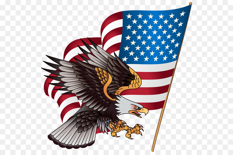 American Flag Background clipart.