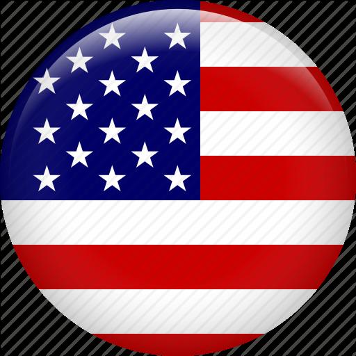 Usa Flag Icon Png #415712.