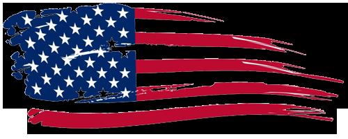 USA Flag PNG Images Transparent Free Download.