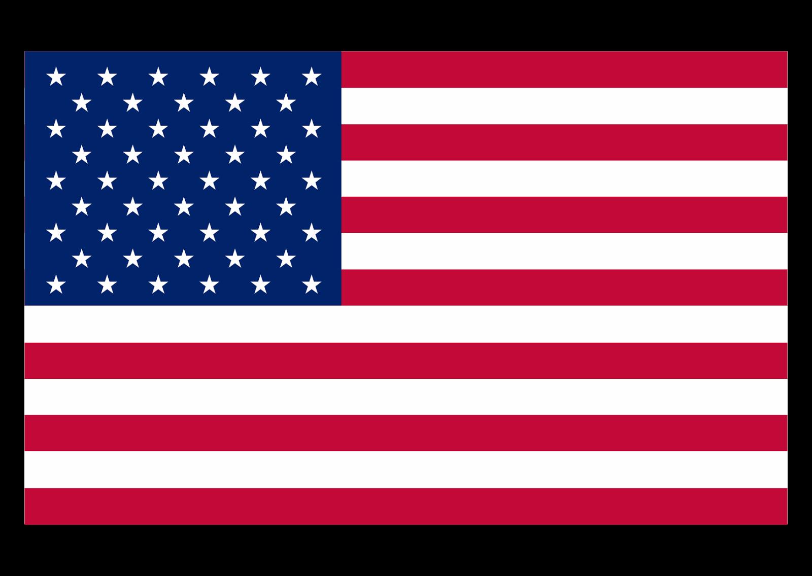 American Flag Vector Png (+).