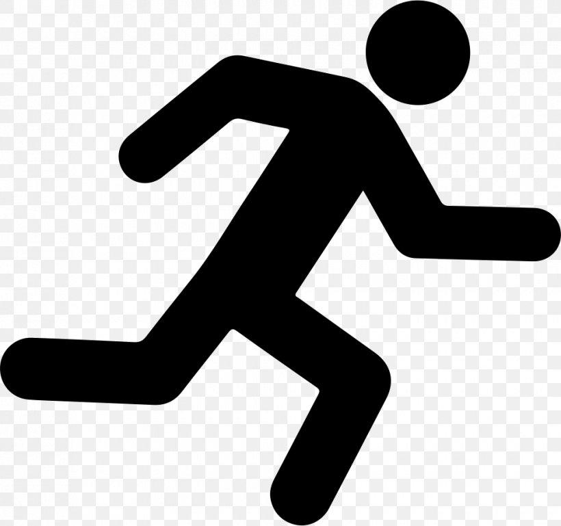 Running Symbol, PNG, 980x920px, Running, Area, Arm, Black.