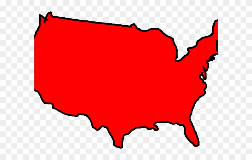 Maps Clipart Usa.