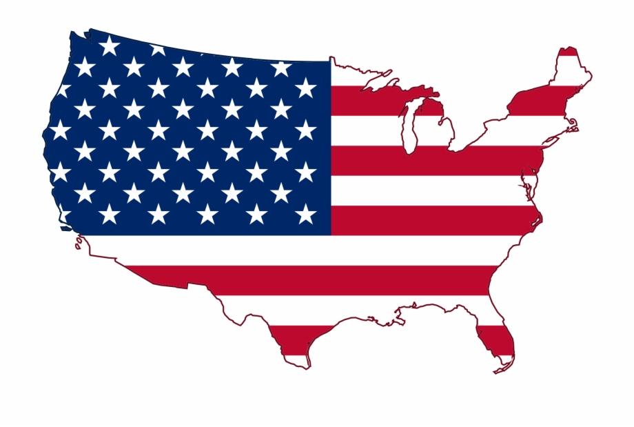 Map Of America.