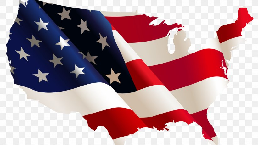 Flag Of The United States Map Clip Art, PNG, 1920x1080px.