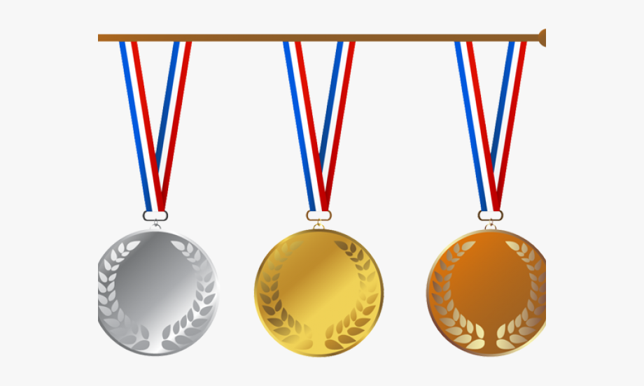 Olympic Games Clipart Many Medal.