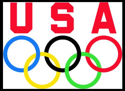 Usa olympic Logos.