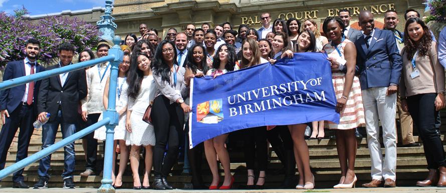 Scholarships for international students.
