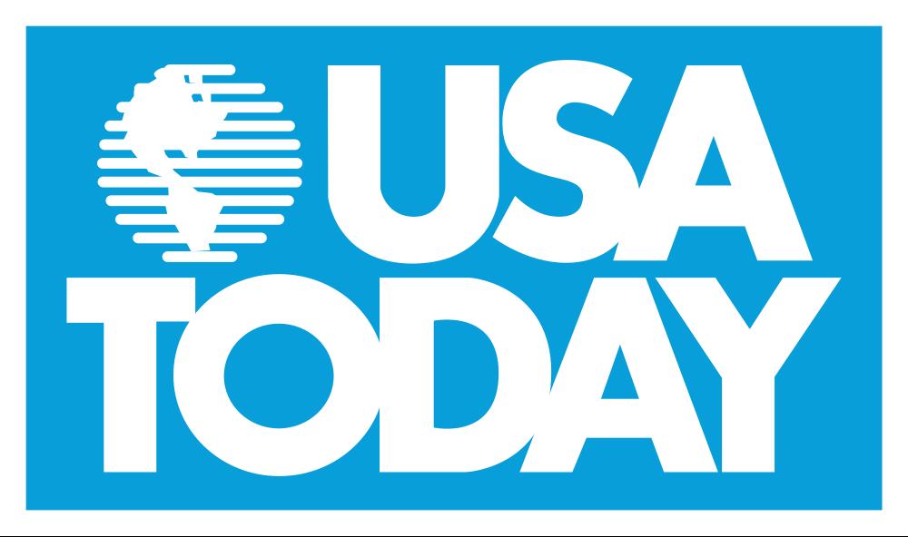 USA Today Logo / Newspapers and magazines / Logo.