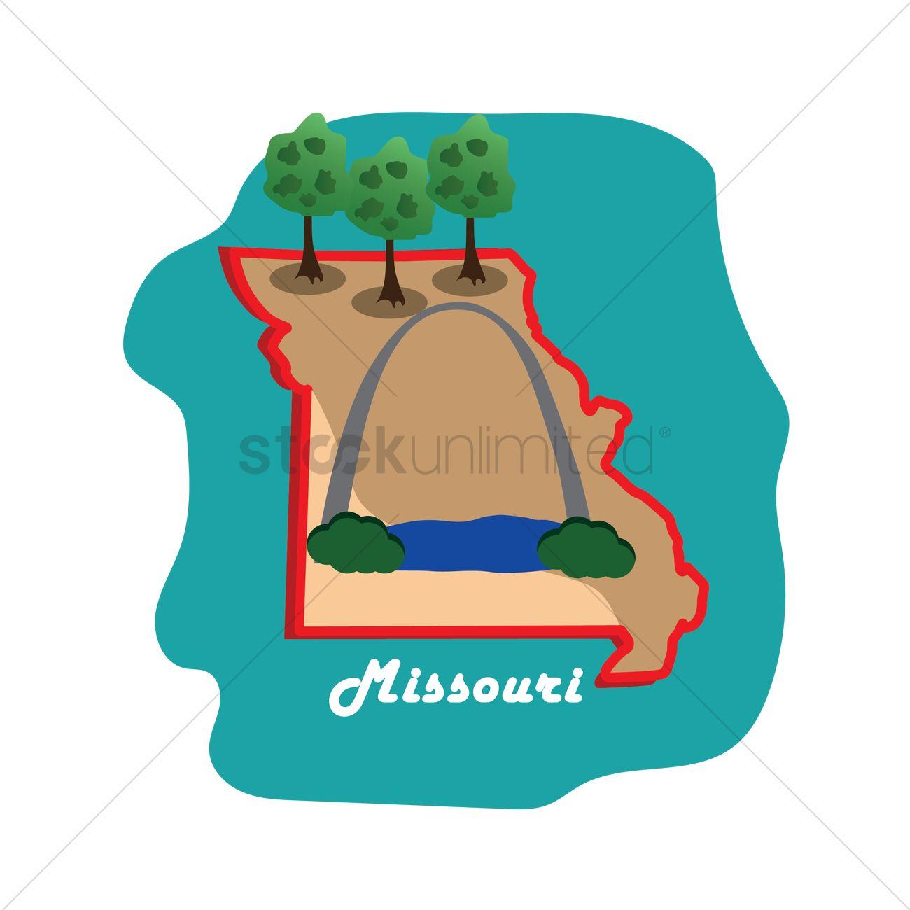 Maps Update #700648: Tourist Attractions Map In Missouri.