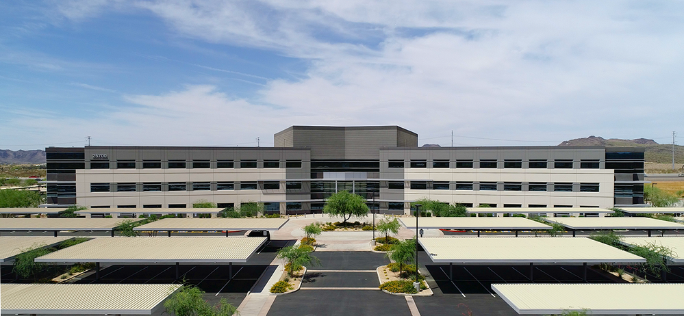 USAA Expands Phoenix Campus.