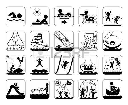 9,041 Water Park Stock Vector Illustration And Royalty Free Water.