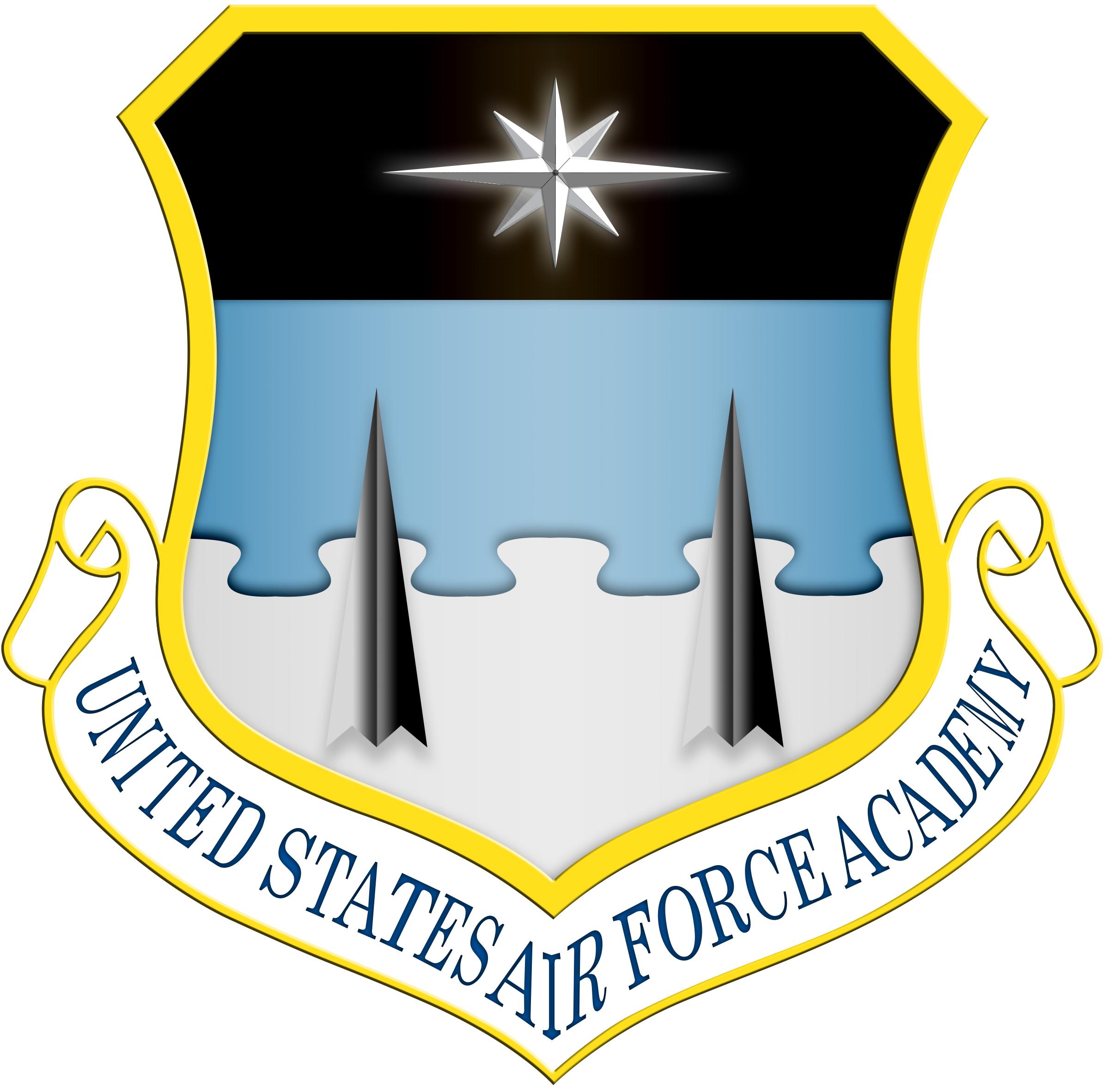 Shield USAFA.