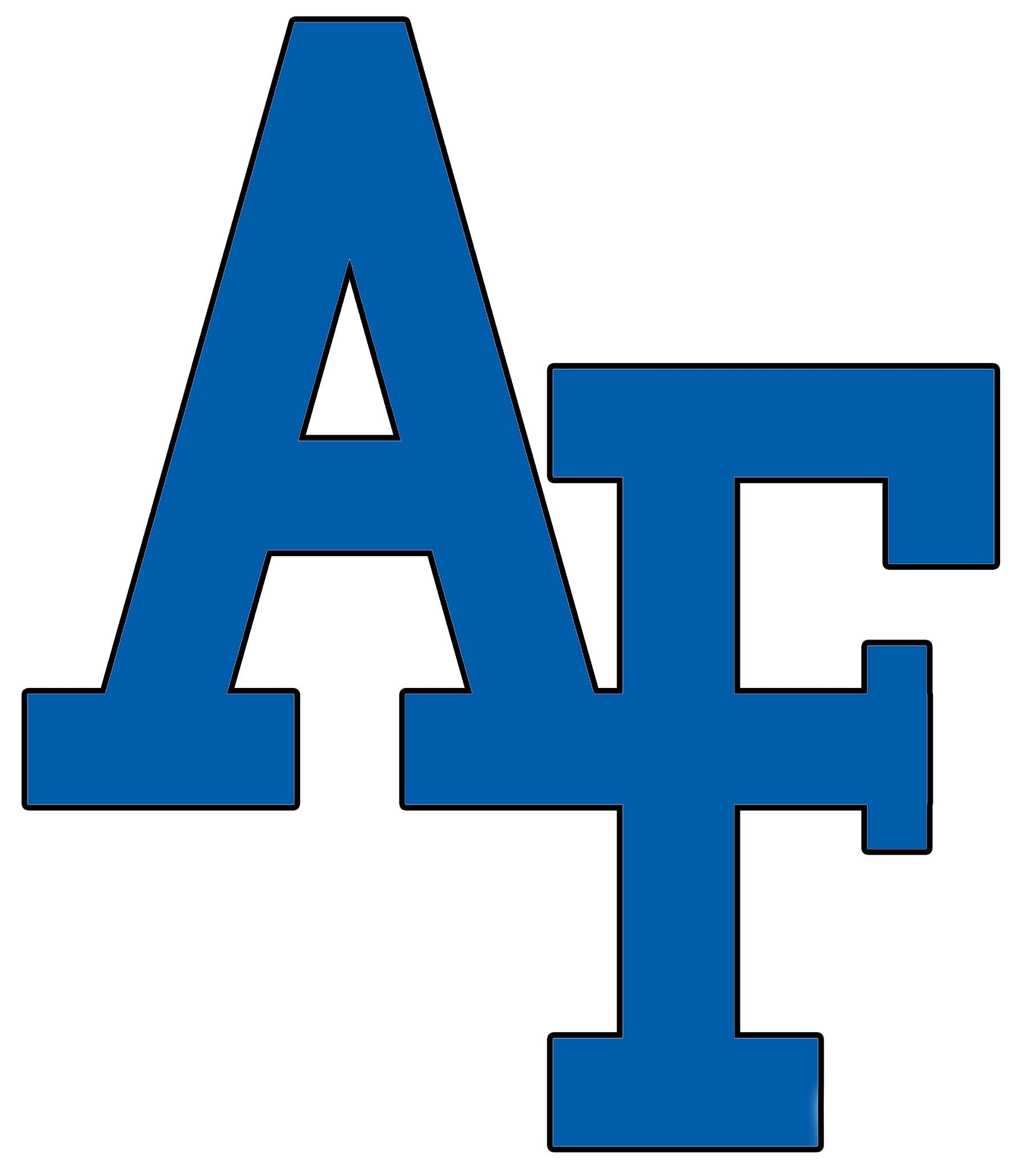 Air Force Academy Logo Clip Art.