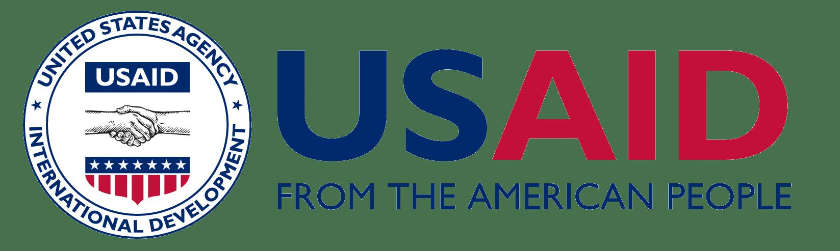 USAid Logo transparent PNG.