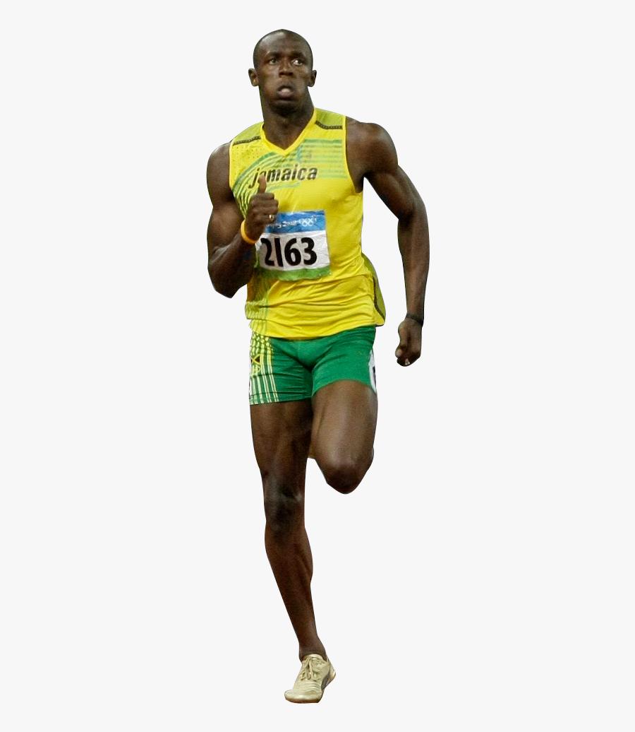 Usain Bolt Png Hd.