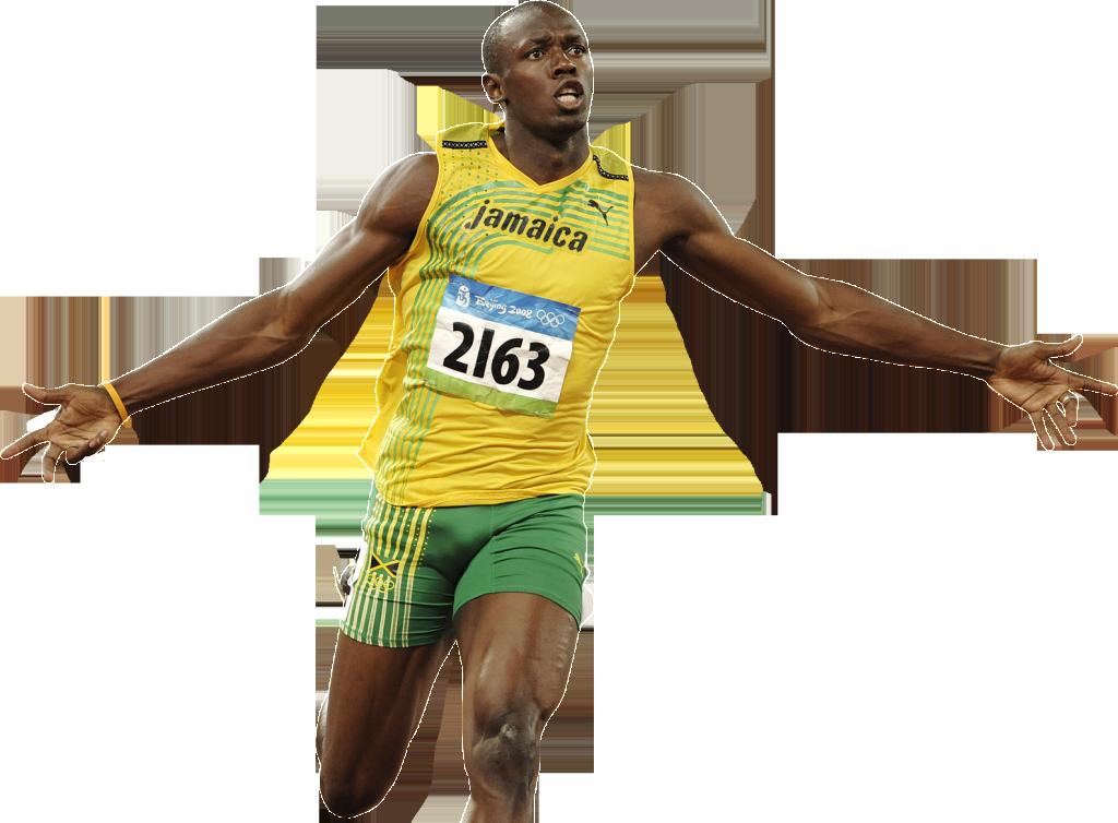 Download Usain Bolt Transparent Image HQ PNG Image.
