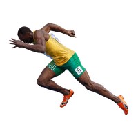 Download Usain Bolt Free PNG photo images and clipart.