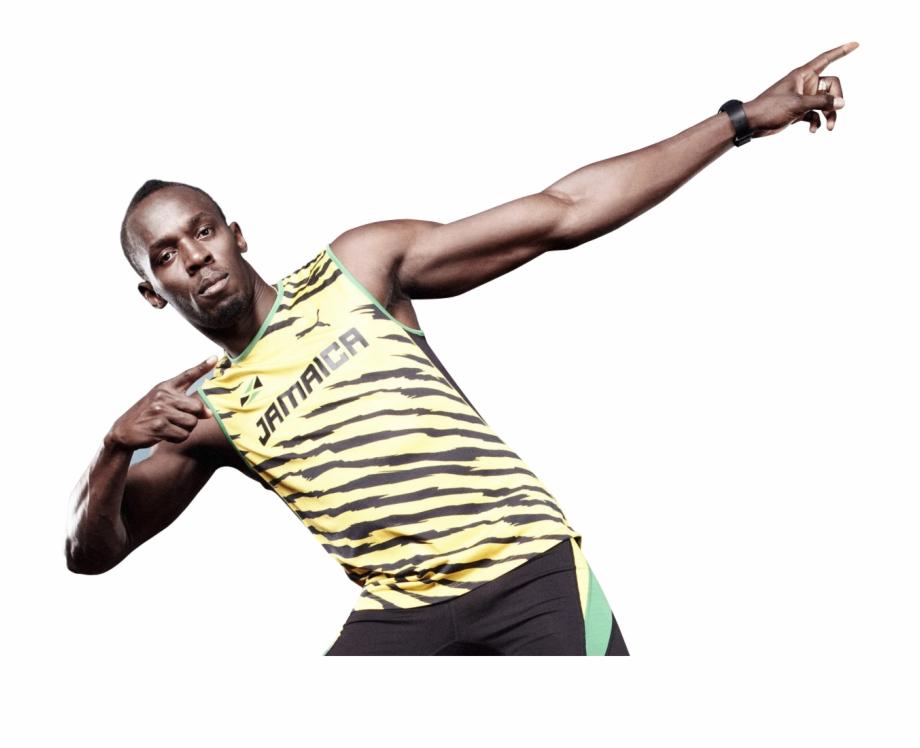 Download Usain Bolt Png Transparent Image.