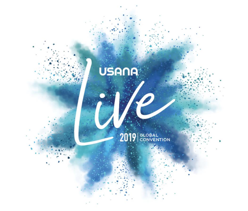 USANA Global Convention 2019.