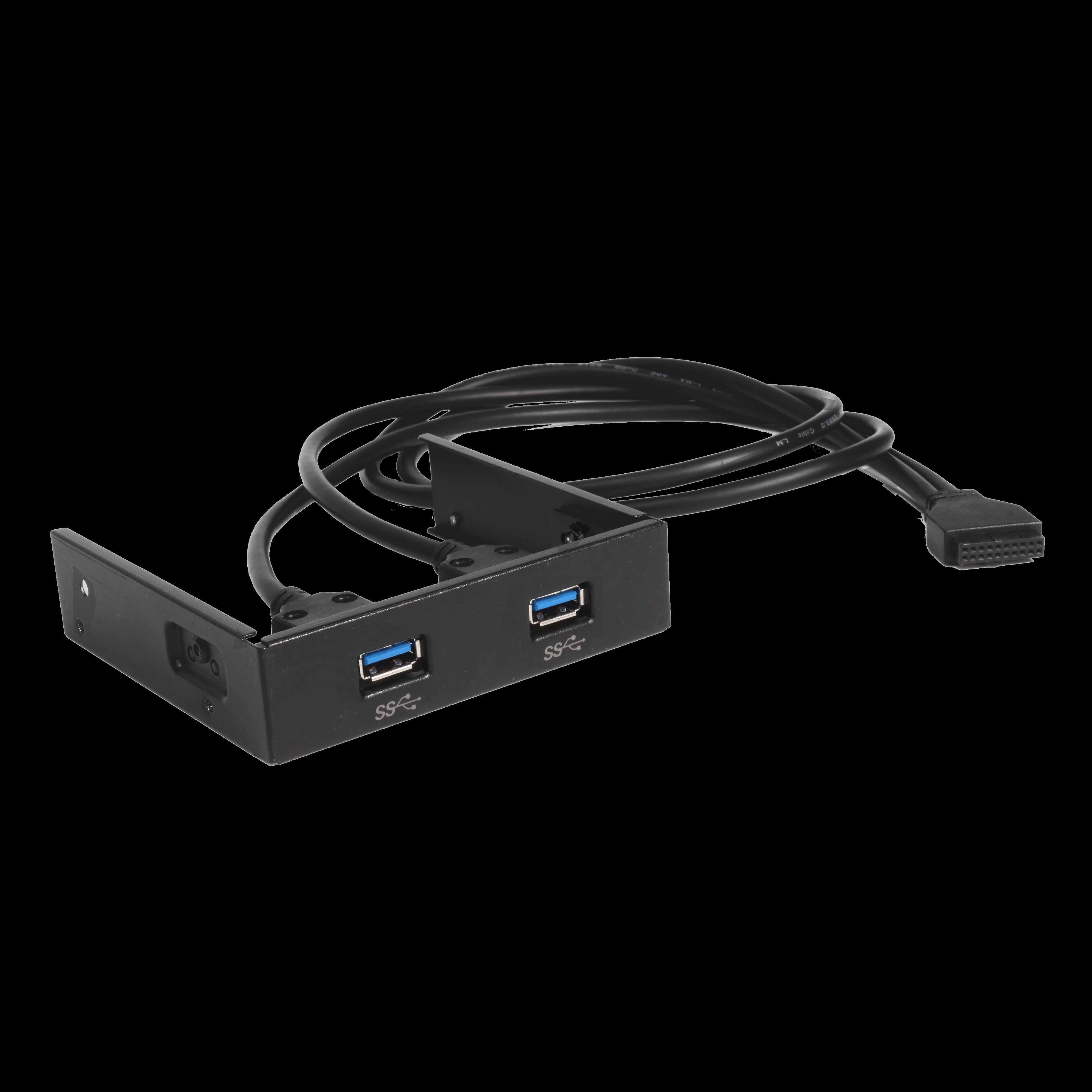 USB 3.0 bracket.