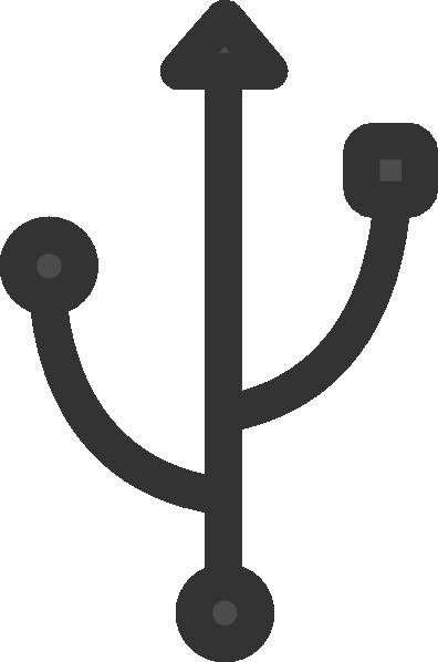 Usb Clip Art at Clker.com.