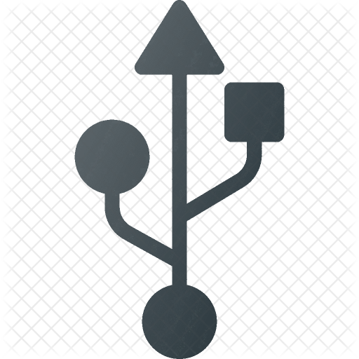 Usb Icon Png #298525.
