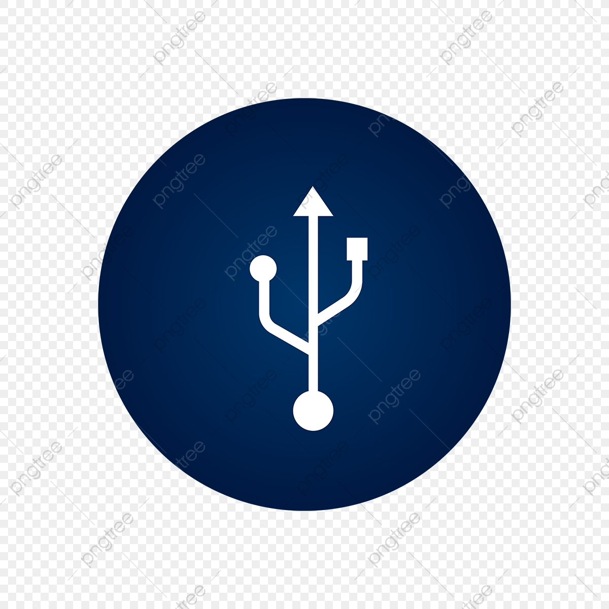 Usb Icon, Icon, Sign, Symbol PNG and Vector with Transparent.