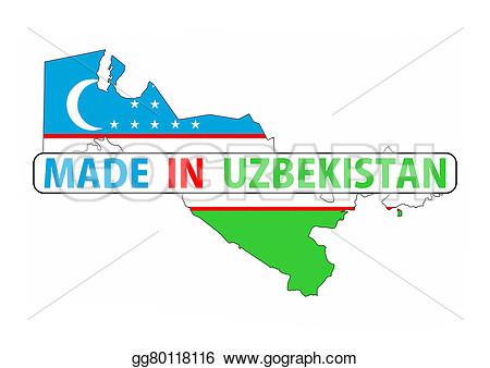 Uzbekistan clipart.