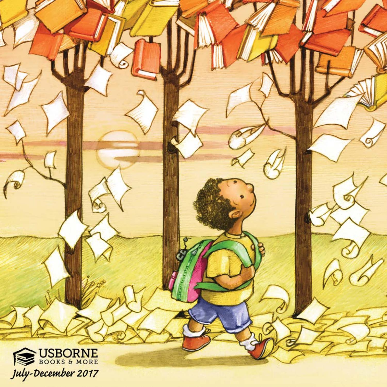 Fall 2017 Mini Catalog from Usborne Books & More by NancyAnn.
