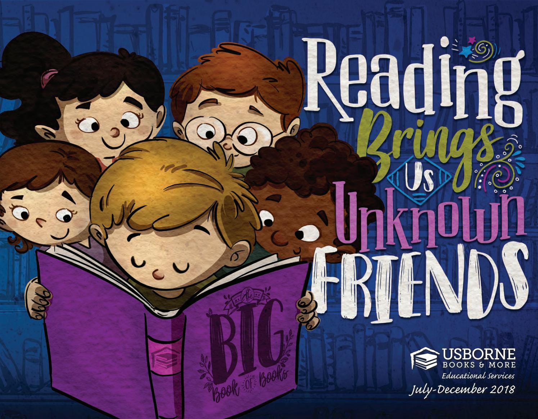 Usborne Books Library Catalog by Sunshine Team.