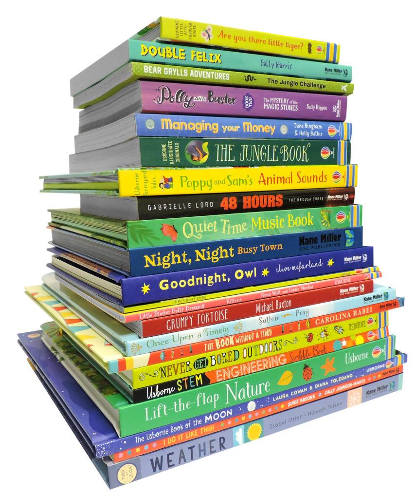 One for the Books Usborne Books & More.